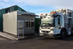 Enterprise, Gloucester installs OTS MultiServ fuelling station