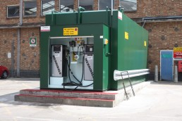 London Borough of Hounslow upgrades its depot fuelling to keep in step with operational demands